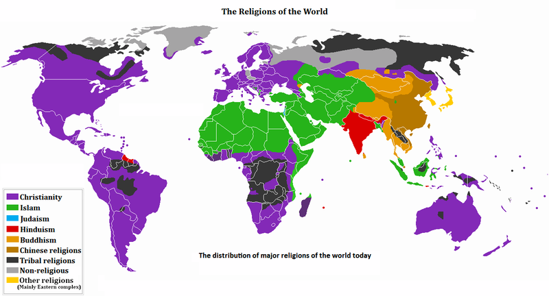 religion around the world Connecting with the divine the major world religions and their beliefs about god hinduism, buddhism, islam, christianity, and new age spirituality.